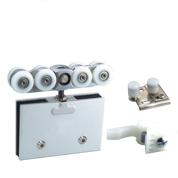 pocket door hardware rollers